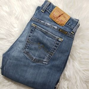 VINTAGE LUCKY BRAND Dungarees Sweet N' Low